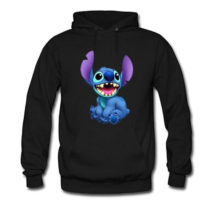 Custom Unisex Lilo and Stitch Hoodie Men's and Women's Hoodie Sweatshirt