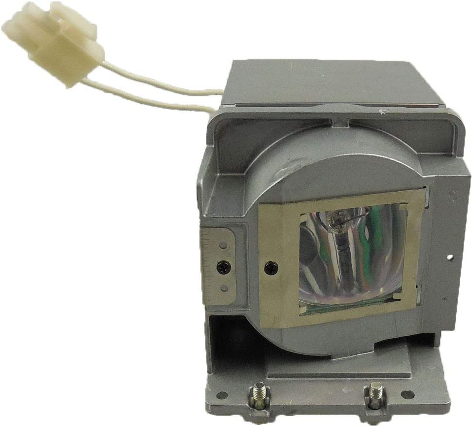 PJD5133 PJD5353 PJD5523W PJD5233 PJD5223 Pro6200 GOLDENRIVER RLC-072 Replacement Projector Lamp with Housing Compatible with VIEWSONIC PJD5123