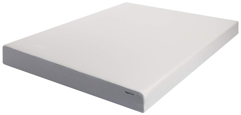 Amazon.com: AmazonBasics - Colchón de espuma de memoria ...