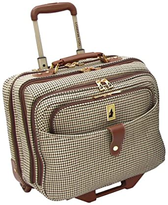 Amazon.com | London Fog Luggage Chelsea 17 Inch Computer Bag ...