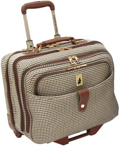 London Fog Luggage Chelsea 17 Inch Computer Bag