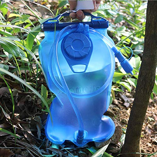 Hydration Bladder 2/3 Liter - Water Bladder for Hydration Pack (2L) by Swamerfa (Image #7)