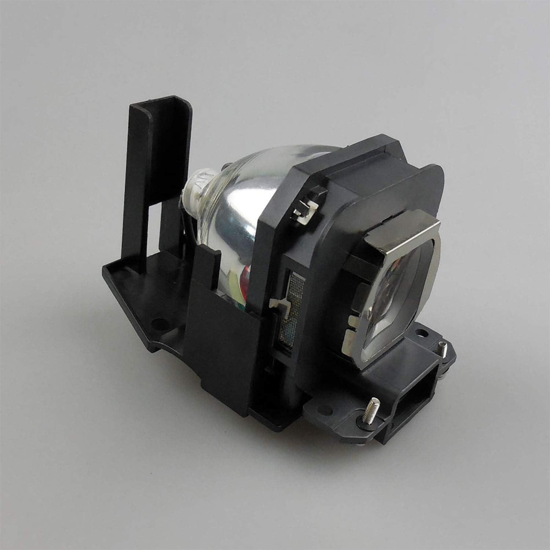 PT-AX200U PT-AX100E PT-AX100U PT-AX200E Chaowei ET-LAX100 Lampe de Rechange pour projecteur avec bo/îtier pour PANASONIC PT-AX100 TH-AX100 PT-AX200