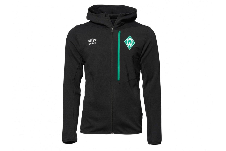 Unbekannt SV Werder Bremen Umbro Pro Forro Polar Chaqueta Jacket, Negro, Small: Amazon.es: Deportes y aire libre