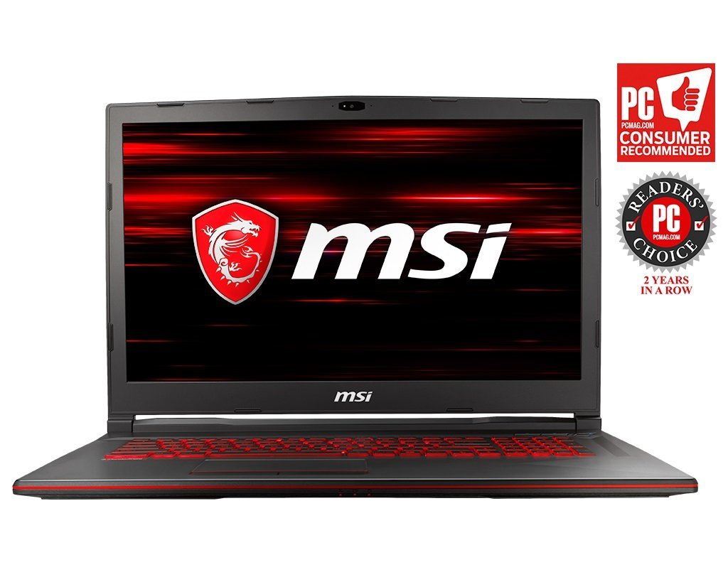 Amazon.com: MSI GL73 8RD-282 (8th Gen Intel Core i7-8750H ...