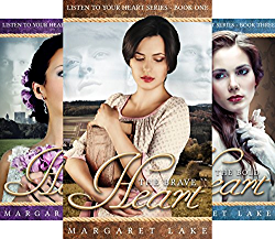 Listen to Your Heart (3 Book Series) by  Margaret Lake
