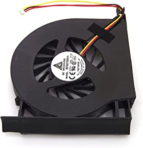 New CPU Fan for HP Presario G7 G6 G4 CQ61 G61 G61-100 CQ71 G71-100 CQ71-100 G71 Models CPU Cooling Fan 646578-001 KSB06105HA
