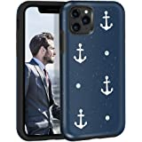 Designed for iPhone 11 Pro Case 5.8 inch(2019),Men's Gel Rubber Full Body Protection Shockproof Drop Protection Case for iPho