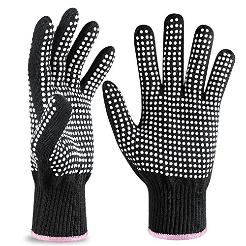 Heat Resistant Glove for Hair Styling, Professional