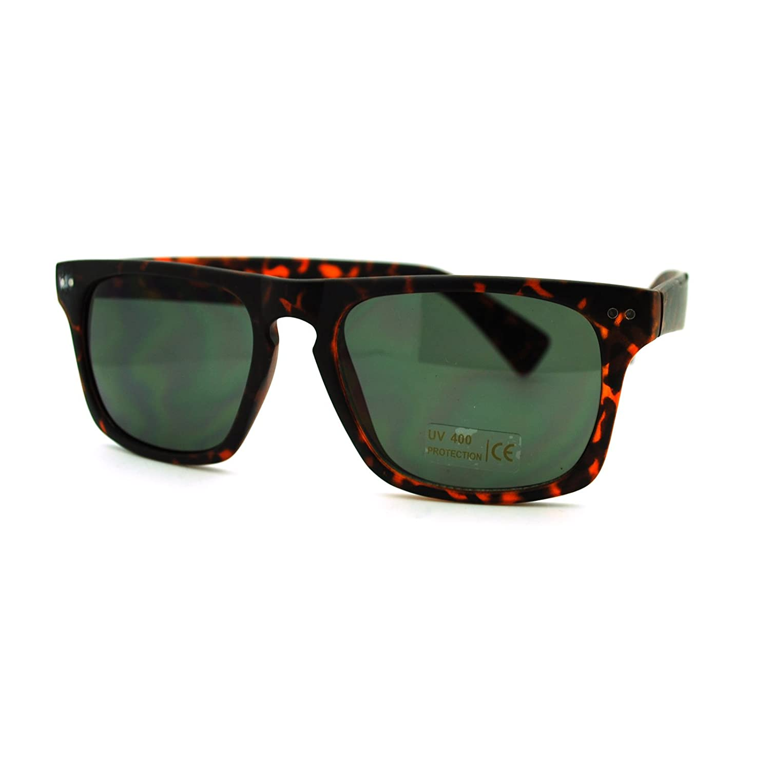 Unisex Designer Fashion Short Square Sunglasses