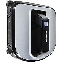 Cecotec Conga WinRobot Excellence 970 Robot Limpiacristales con Navegación Itech Win 3.0, 75 W, Negro/Plata