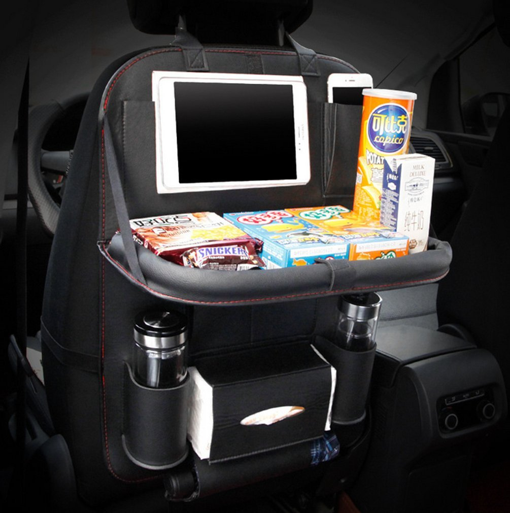 magike organiseur voiture support pour si ge arri re pour enfant avec support tablette avec. Black Bedroom Furniture Sets. Home Design Ideas