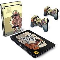 Skin Adesivo para PS2 Slim - GTA San Andreas