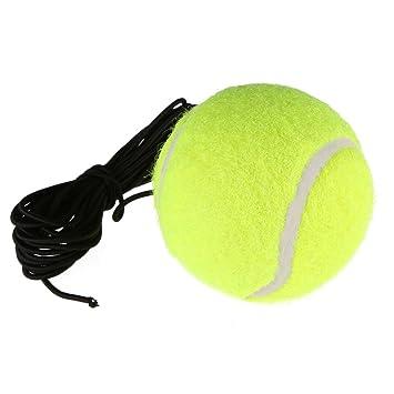 Lixada Entrenamiento Pelotas de Tenis Solo Entrenador de Tenis ...