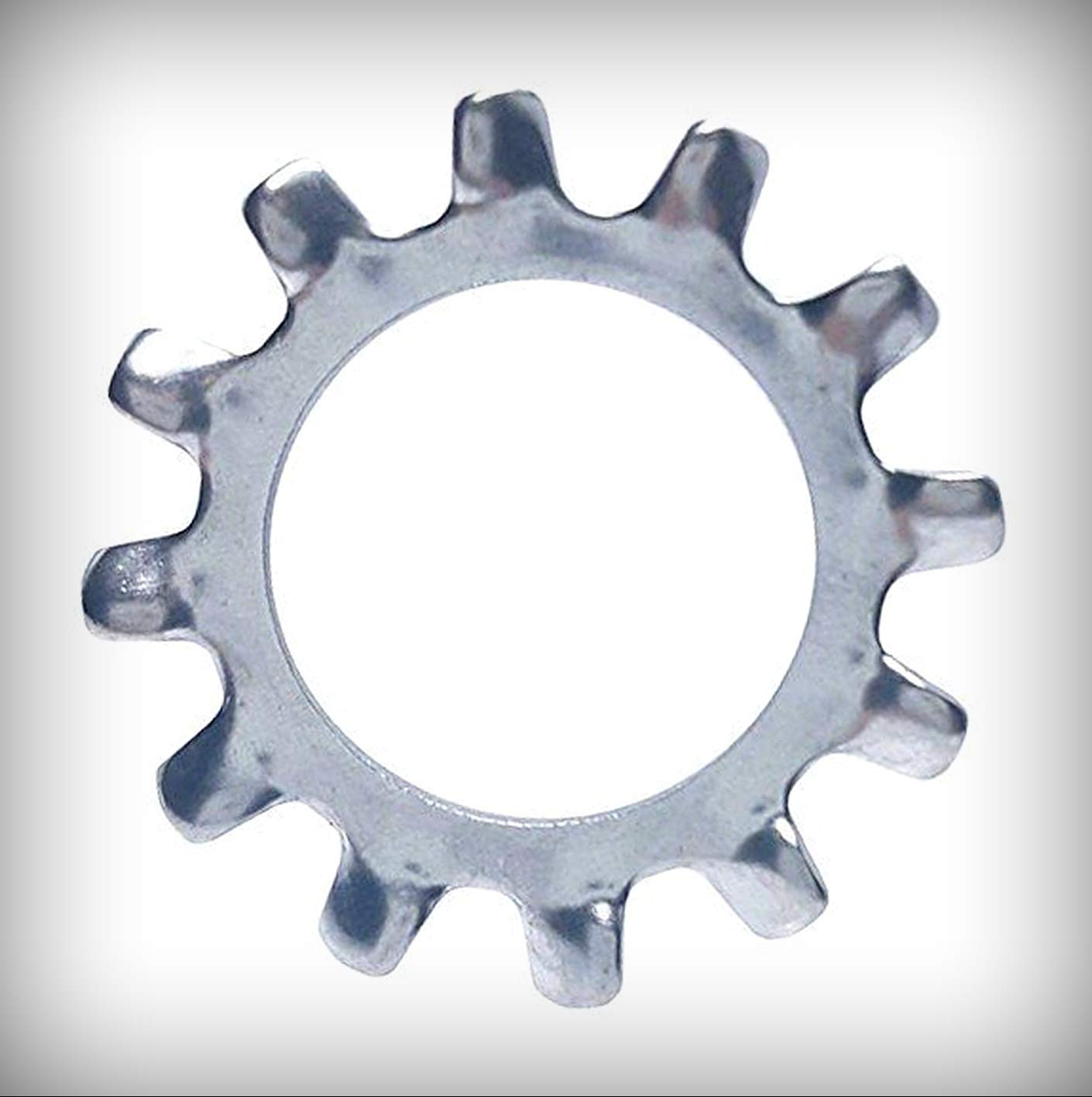 New Lot of 50 Pcs 5//16 External Tooth Star Lock Washers 410 Stainless Steel Set #Lig-0057NG Warranity by Pr-Mch