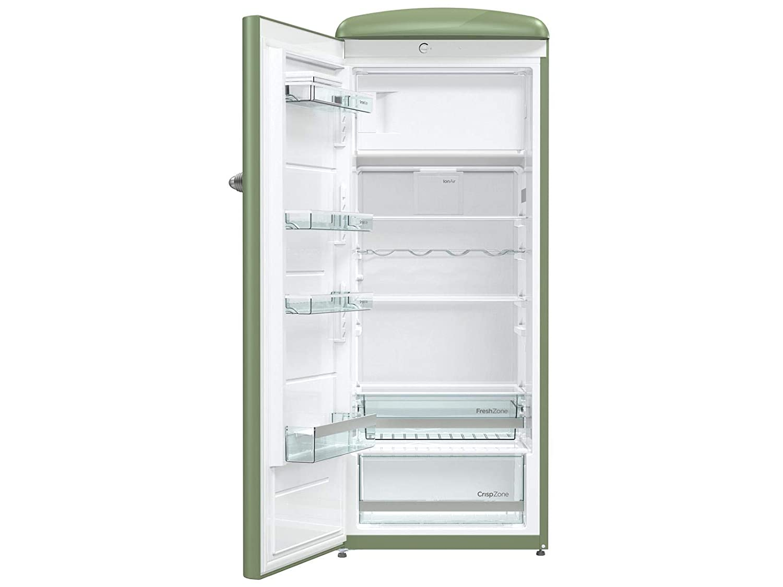 Gorenje Kühlschrank Modellnummer : Gorenje orb ol l kühlschrank grün amazon elektro großgeräte