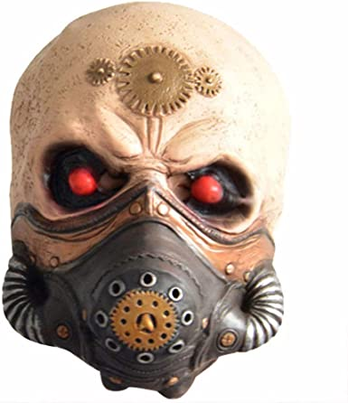 Halloween Movie Latex Gas Masked Aliean Horror Dress Up Costume Party Masks