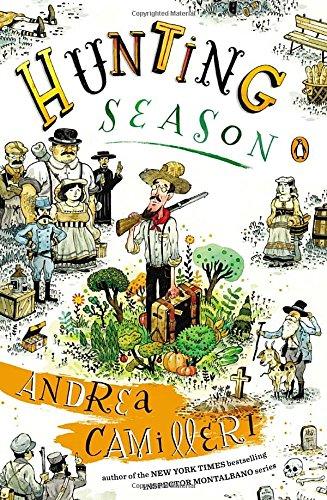 Hunting Season Novel Andrea Camilleri