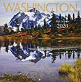 Washington 2020 Calendar