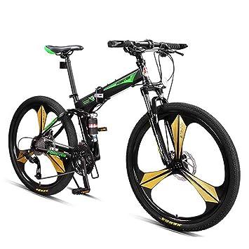Qj Bicicletas De Montaña, 27 Overdrive Velocidad De 26 Pulgadas De ...