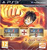 Namco Bandai Games One Piece: Pirate Warriors 1/2, PS3 Basic PlayStation 3 English video game - Video Games (PS3, PlayStation 3, Action / Adventure, Multiplayer mode, T (Teen), Physical media)