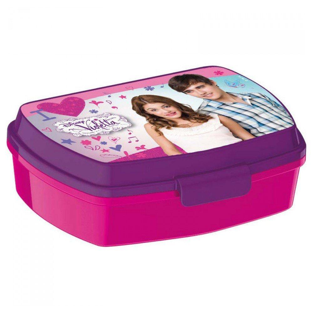 Violetta 749274 - Portamerenda 16X11X5, 5 Cm Joy Toy