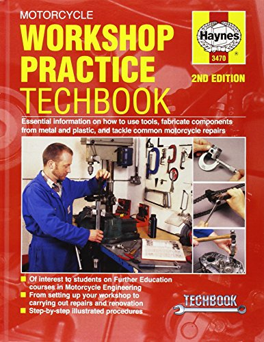 Motorcycle Workshop Practice Techbook (Haynes Repair Manuals)