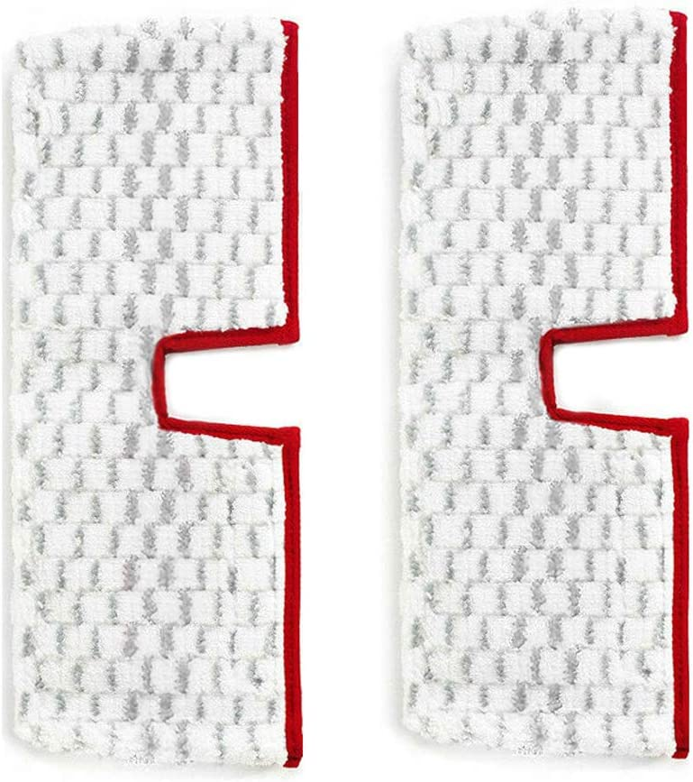 2 Pack Microfiber Flip Mop Refill Pads Replacements for Promist Max Refill