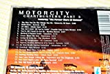 Motor City Chartbusters 3 / Feat. The Former Stars of Motown / Martha Reeves, The Supremes, The Monitors, The Elgins, Edwin Starr, Syreeta, The Originals, The Contours [Audio CD]