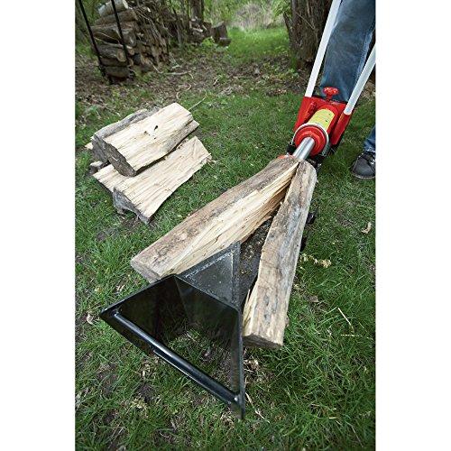 Ironton Horizontal Manual Hydraulic Log Splitter - 10-Ton