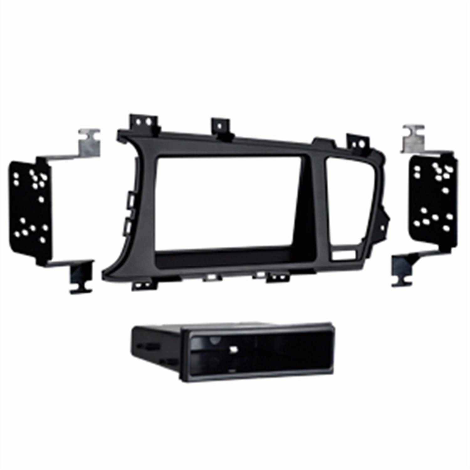 Amazon Metra 997345B Kia Optima 2011UP SingleDouble DIN – Kia Optima Wiring Harnes