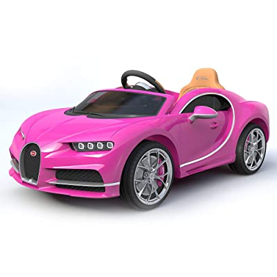 Best Ride On Cars Bugatti Chiron: Toys & Games
