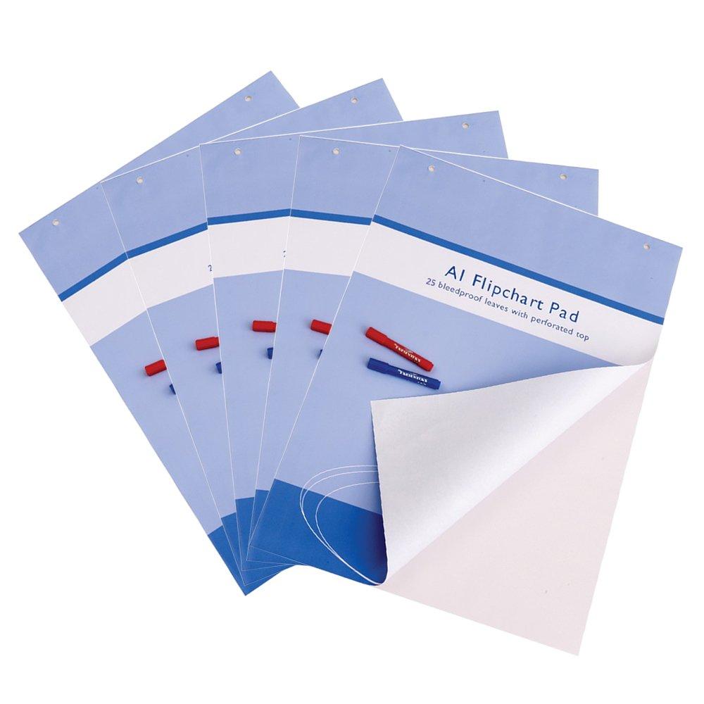 VIZ-Pro Standard Staffelei Pads, A1Flipchart Papier Pad, 25-sheets/Pad, 5-pads/Pack A1Flipchart Papier Pad Zhengzhou Aucs Co. Ltd.
