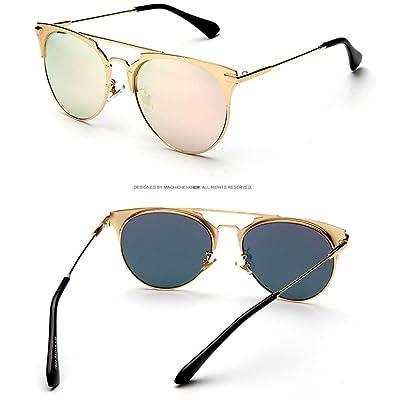Alger Mode lunettes de soleil femmes polarisées UV400 Anti Glare Street beat conduite Voyage lunettes , B