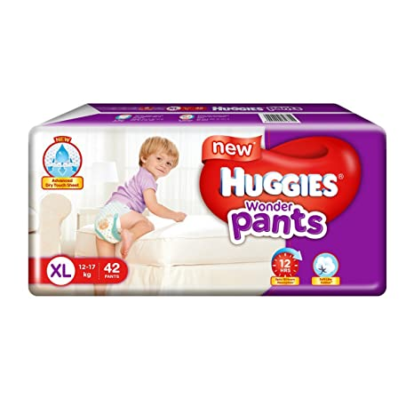 Buy huggies wonder pants extra large size diapers 42 count huggies wonder pants extra large size diapers 42 count fandeluxe Image collections