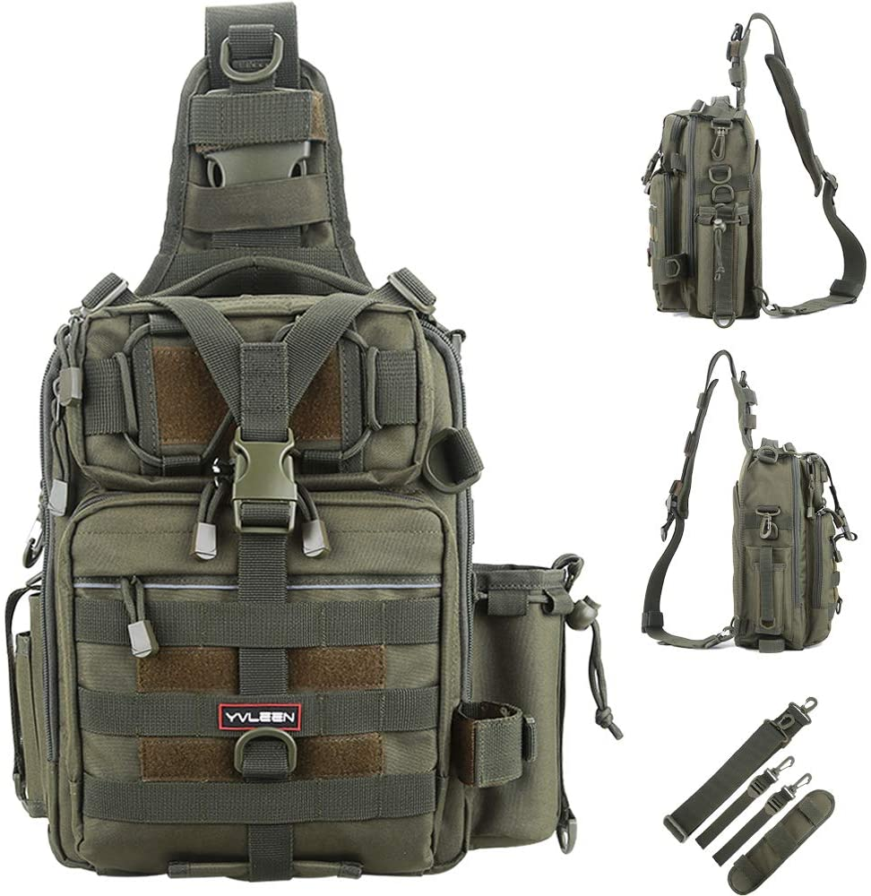 YVLEEN Tackle Backpack