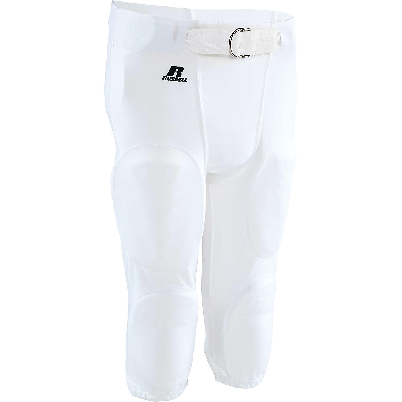 ラッセルアスレチックユースPractice Football Pant B00B7MSFXE ホワイト Small
