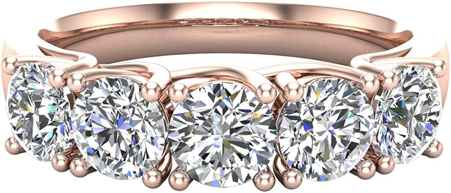 TONYS JEWELRY CO Sterling Silver .05 CTW Mystara Diamonds/Â Heart Pendant
