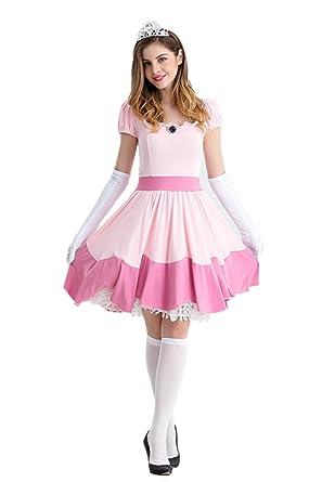 Amazon Com Missley Girl Princess Dress Halloween Cosplay Kids