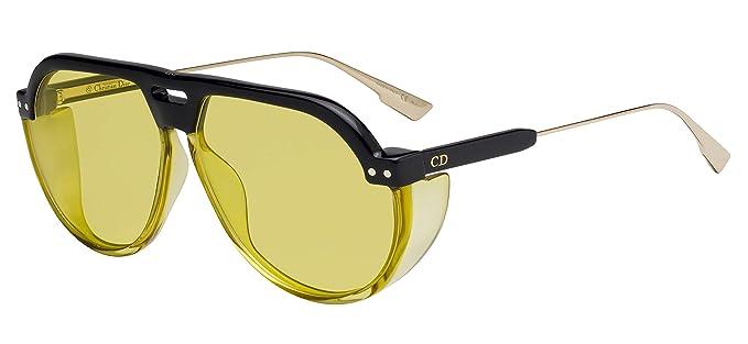 Gafas de Sol Dior DIORCLUB3 Black Yellow/Yellow Unisex ...