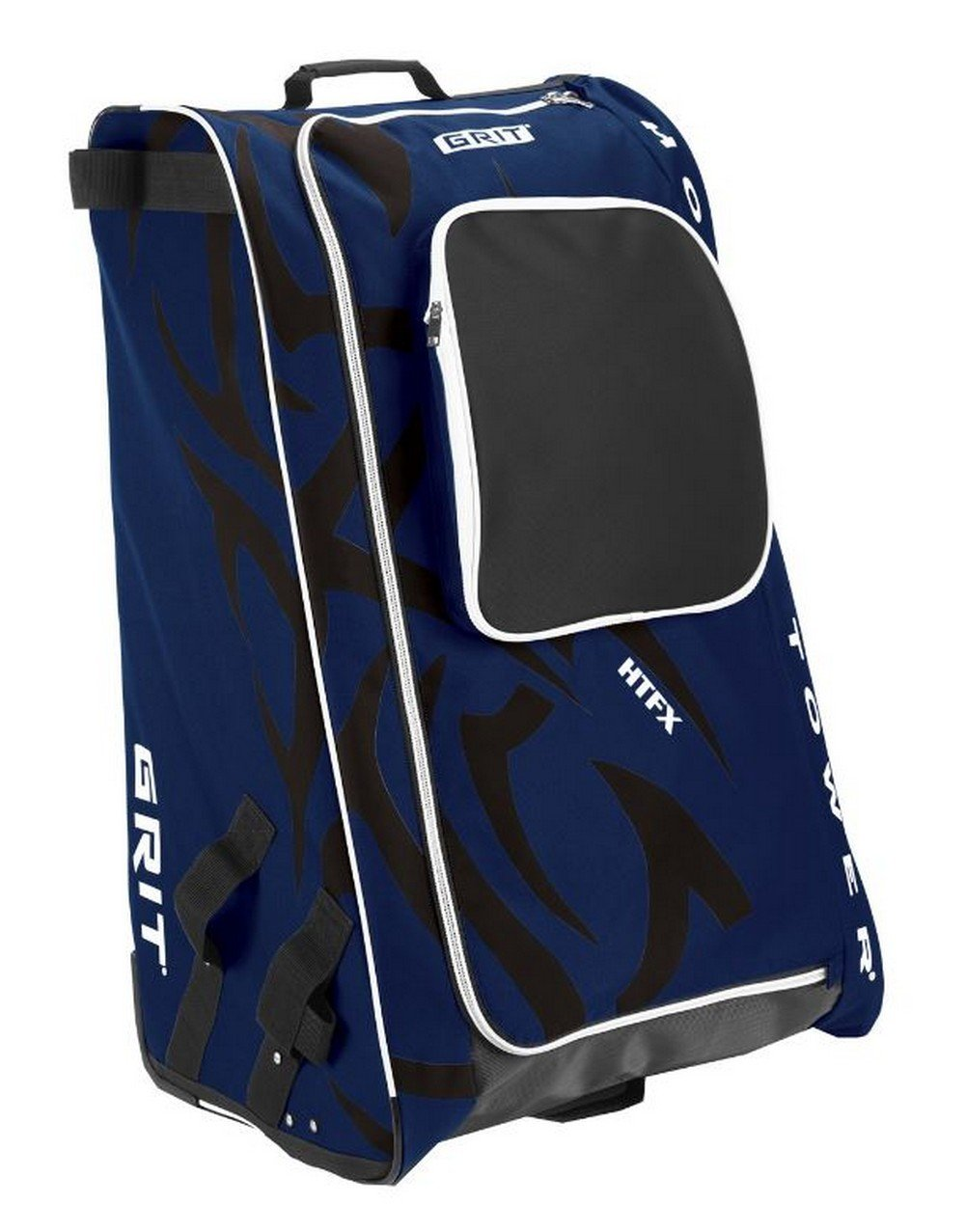 Grit Inc HTFX Hockey Tower 33'' Wheeled Equipment Bag Navy HTFX033-NY (Navy)