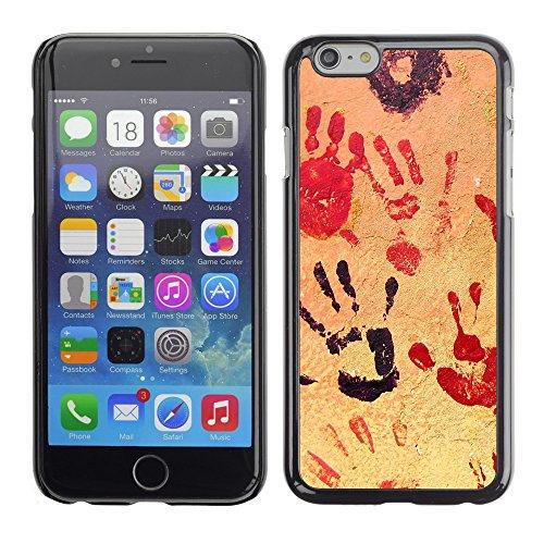 "Premio Sottile Slim Cassa Custodia Case Cover Shell // V00002322 Mains // Apple iPhone 6 6S 6G PLUS 5.5"""