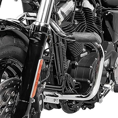 Sturzbügel Für Harley Davidson Sportster 883 Superlow 11 20 Mustache Chrom Auto