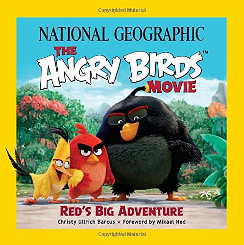 National Geographic The Angry Birds Movie: Red s B…