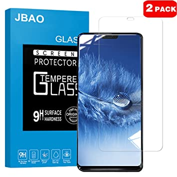 The Grafu iPhone 11 6.1 Tempered Glass Screen Protector Drop Fall Protection 9H Scratch Resistant Screen Protector Film for iPhone 11 6.1 3 Pack