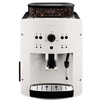 Krups EA8105 Kaffeevollautomat (1450 Watt, 1,8 Liter, 15 Bar, CappuccinoPlus