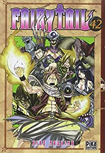 "Afficher ""Fairy tail n° 42 Fairy Tail"""