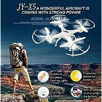 JY-X5 2.4Ghz Kameralı Kumandalı Drone QuadCopter 6 Axis