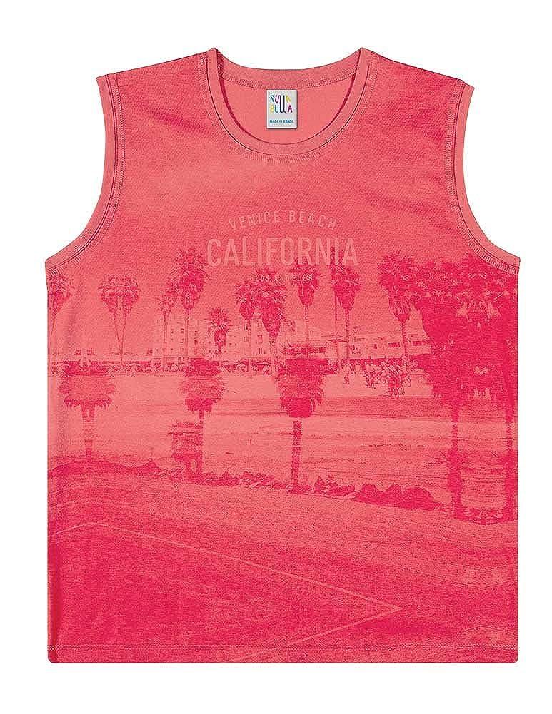Pulla Bulla Tween Boy Graphic Tank Top Kids Summer Muscle Shirt 10-16 Years 32451