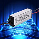 Tmalltide Useful 50W AC/DC 36V Aluminum LED Electronic Power Supply Driver Silver